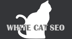 White Cat SEO Bournemouth Logo